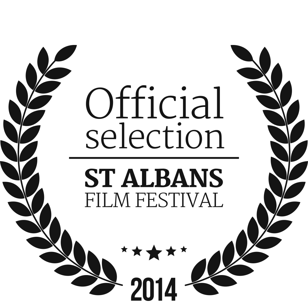 St Albans International Film Festival logo